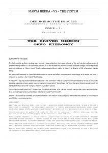 Analiza prawnika na temat poszlak oskarżenia