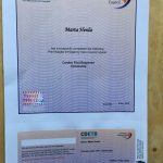 Cardiac first response certificate