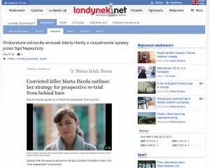 Artykuł na portalu Londynek.net